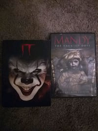 2 Horror Movies OBO