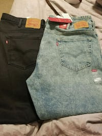 Mens Levis 569 40x32 and 42×30 McCalla, 35111