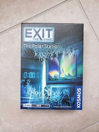 Exit - Polar Station (Board Game) Toronto, M4W 1A9