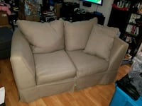 Tan loveseat Germantown, 20876