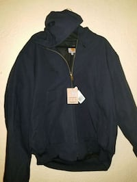 New Carhartt Mens Jacket Sz Large  Roswell, 88203
