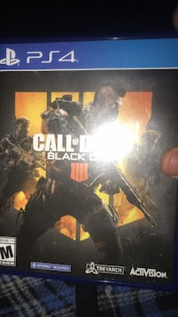 PS4 Call of Duty Black Ops 3 game  Decatur, 30032