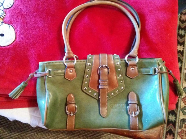 Used GUCCI PURSE BY RINA RICH  MAKE AN OFFER  for sale in Spokane ... a766230d0ee9f