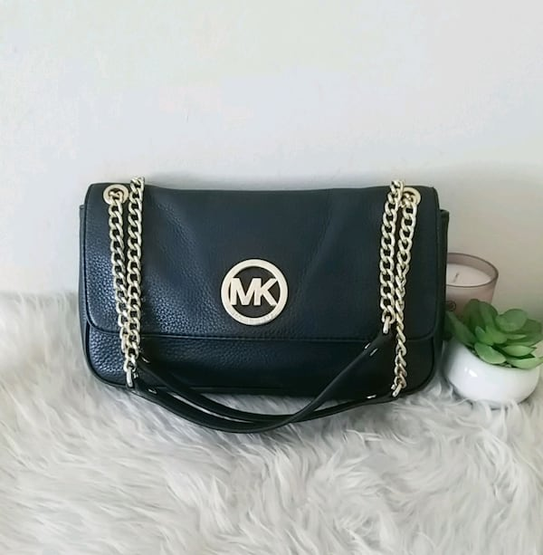 Michael Kors purse chain bag 2 ways  1