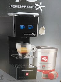 Brand New Illy Y3 expresso and coffee maker Rockville, 20850