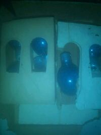 blue flash bulbs antique Waco, 76705