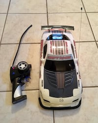 2 Remote controlled cars
