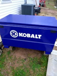 blue and white Kobalt tool chest Sutton, 26601