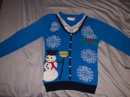 Ugly Christmas Sweater - Mens Large