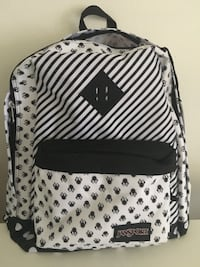 Minnie backpack with tag Irvine, 92614