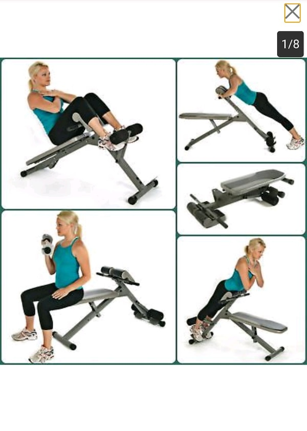 Excellent Workout Bench Core Back Arms Pdpeps Interior Chair Design Pdpepsorg
