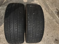 Due gomme 195/50/16