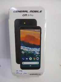 General Mobile GM9 PRO 64 GB SİYAH