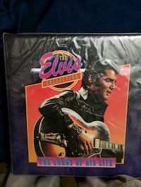 Elvis presley card collection