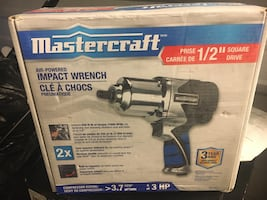Master craft wrench power