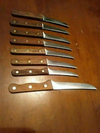Chicago Cutlery 8-piece knife set Cabot, 72023