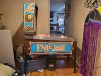 1985 Bally Midway Eight Ball Champ Pinball Machine Bethlehem