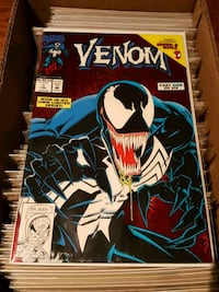 #1 Venom comic book MARVEL