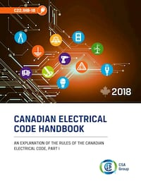 Selling Canadian Electrical Code 2018