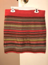 SWEATER SKIRT SIZE M