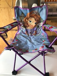 Toddler camp chair  Pickering, L1V 2S2