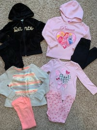 Girls Outfits Newton, 50208