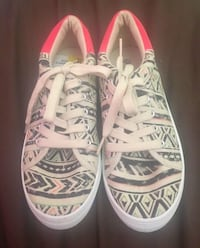 Tribal Print Shoes  Griffin