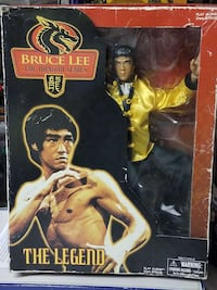Another Bruce Lee Action figure