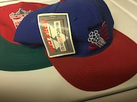 New! World CupUSA94 & Liverpool hats