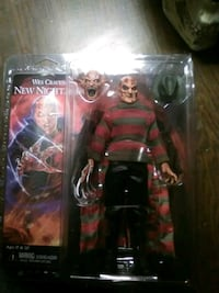 Freddy Kruger action figure,Walking dead lamp,Iron Edmonton