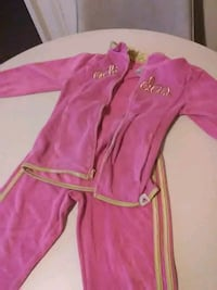 Adidas pink and gold outfit size 5 15 dollars Warren, 48091