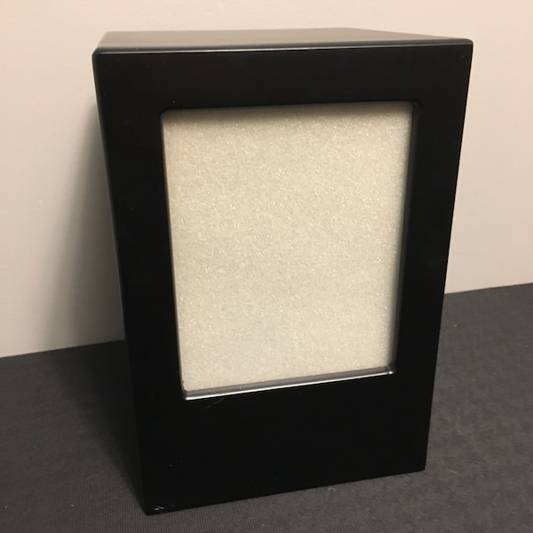 Picture Box Urn or Hidden compartment