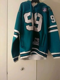 Jerome Brown Genuine Throwback Jersey