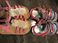 Size 8 toddler sandles Knoxville, 37931