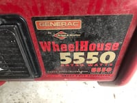 Generac Wheelhouse 5550/8550 Surge 120/240 West Fork, 72774