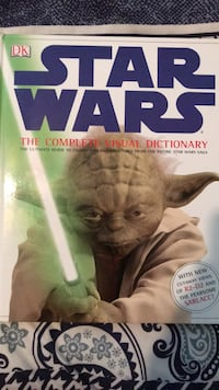 STAR WARS The complete Visual Dictionary Columbia, 21045
