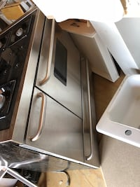 Gas stove electric oven  Rhome, 76078