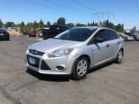 2014 Ford Focus Silver Vancouver, 98663