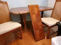 Dining room table w/ ext and 4 chairs Nottingham, 21236