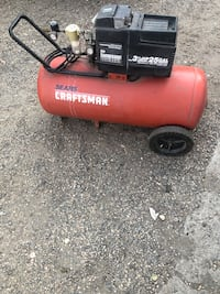 Sears craftsman air compressor
