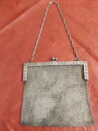 Rare sterling silver Tiffany and co mesh purse Colonial Heights, 23834