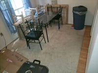 Black dining room  set Falls Church, 22042