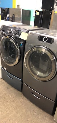 Mix and match Samsung front load washer and dryer  Baltimore, 21223