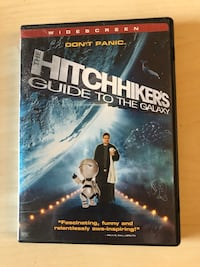 Hitchhiker's Guide to the Galaxy movie Alexandria, 22303
