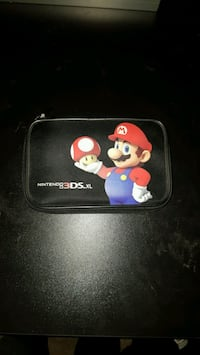 Nintendo 3ds XL with 6 games Mississauga, L5M