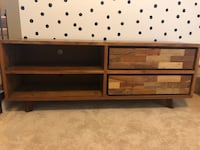 Mid-Century Modern TV Console -Real Pine Wood North Vancouver, V7R 2E8