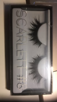 Huda beauty false lashes Toronto, M4Y 1T1