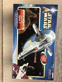 Star Wars Attack Of The clones jango Fetts Slave 1 Las Vegas, 89148