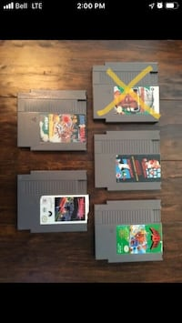 Retro NES Games
