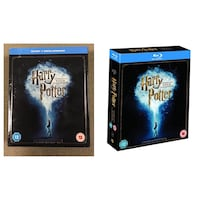 Harry Potter: The Complete 8-Film Collection  Stafford, 77477